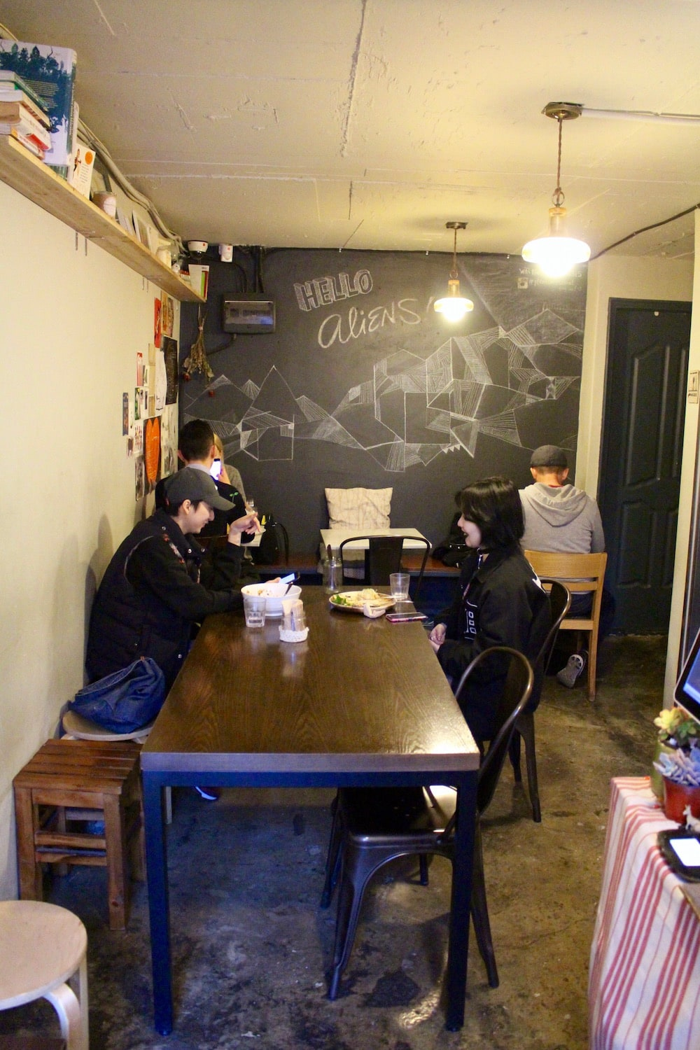 vegan restaurants in seoul korea travel recap the conscientious eater. Black Bedroom Furniture Sets. Home Design Ideas