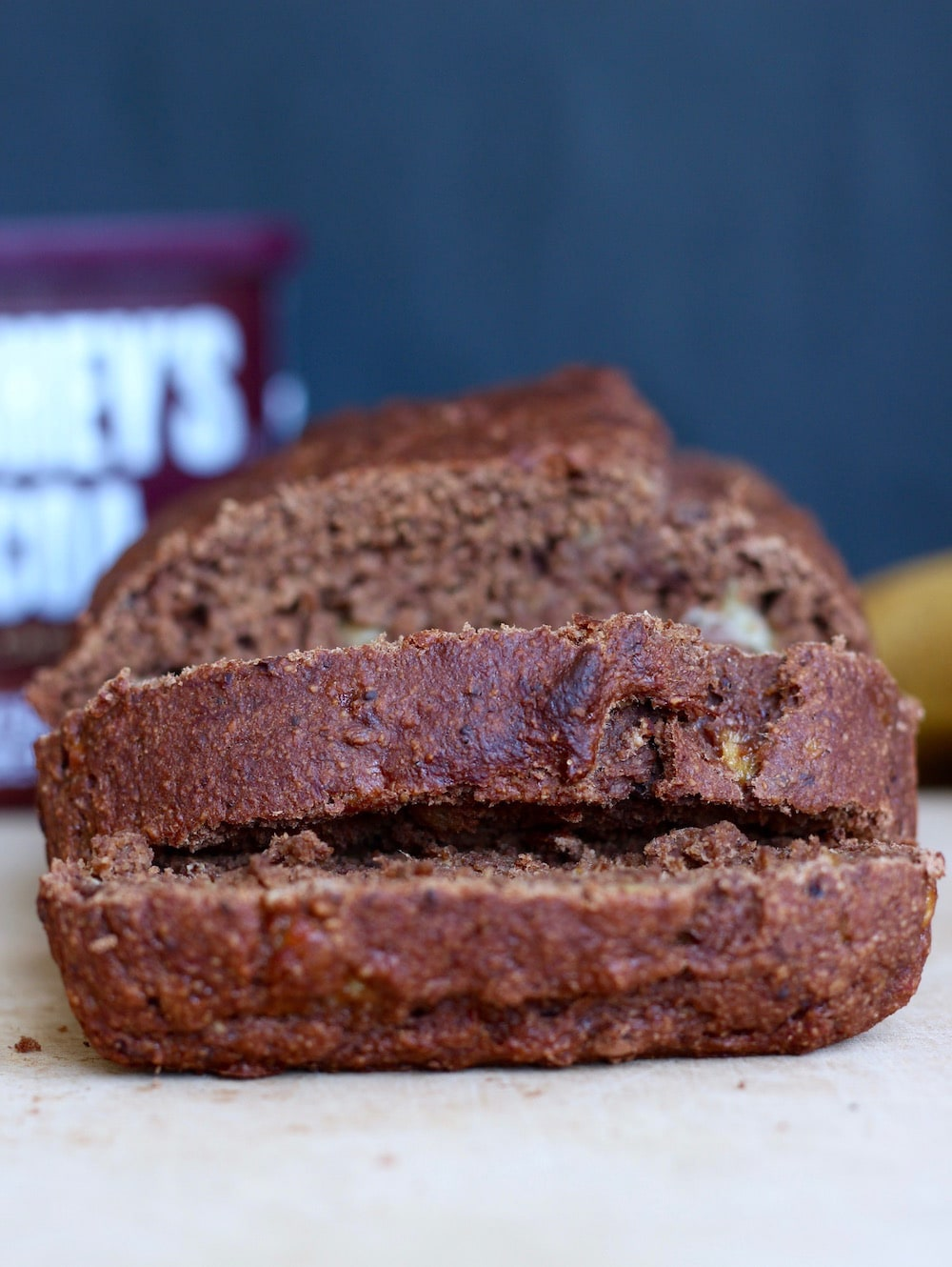 Gluten Free Double Chocolate Banana Bread   The Conscientious Eater