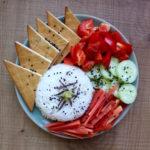 WIAW: Chocolate Oatmeal & Sushi Plates