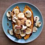 WIAW: Sweet Potato Breakfast & Rice Bowls