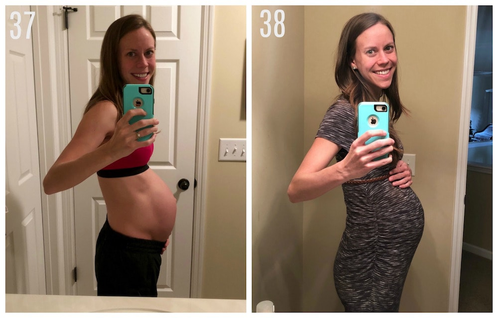 Pregnancy Update: Weeks 37-38   The Conscientious Eater
