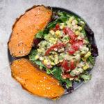 What I Ate as a Breast Feeding Vegan Mom