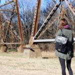 A Valentine's Day Walk + Vegan Backpacks