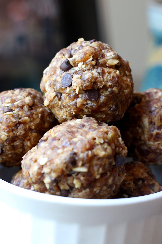 how to make cookie dough balls
