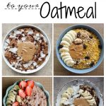How to add vegetables to your oatmeal collage