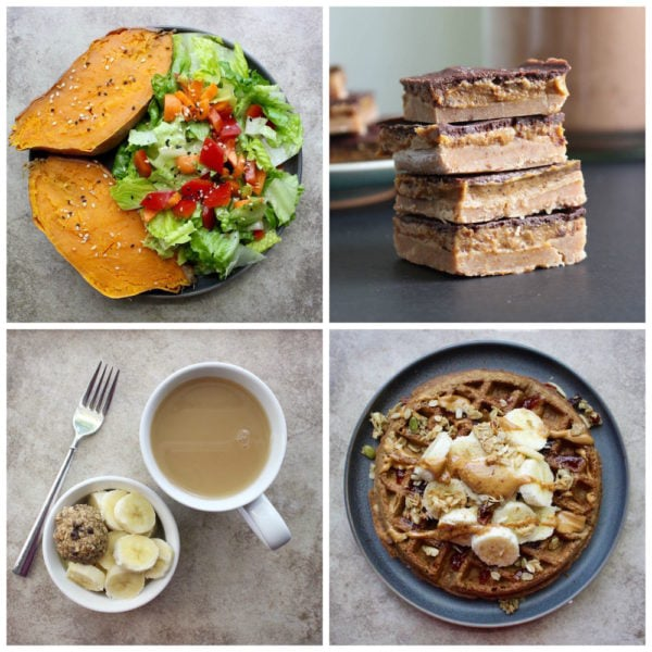 What I Ate This Week #15: PlantBased Meal Ideas