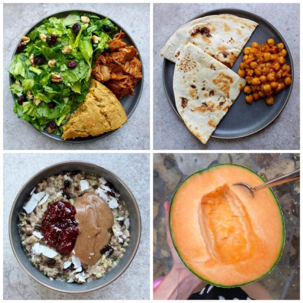 What I Ate This Week #21: Plant Based Meal Ideas