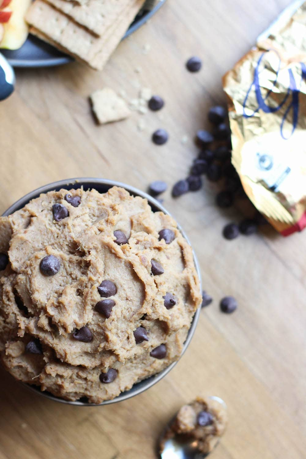 Chickpea Cookie Dough Whole Foods