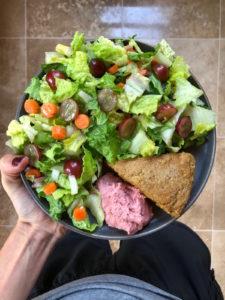 Vegan Meal Prep Ideas cornbread