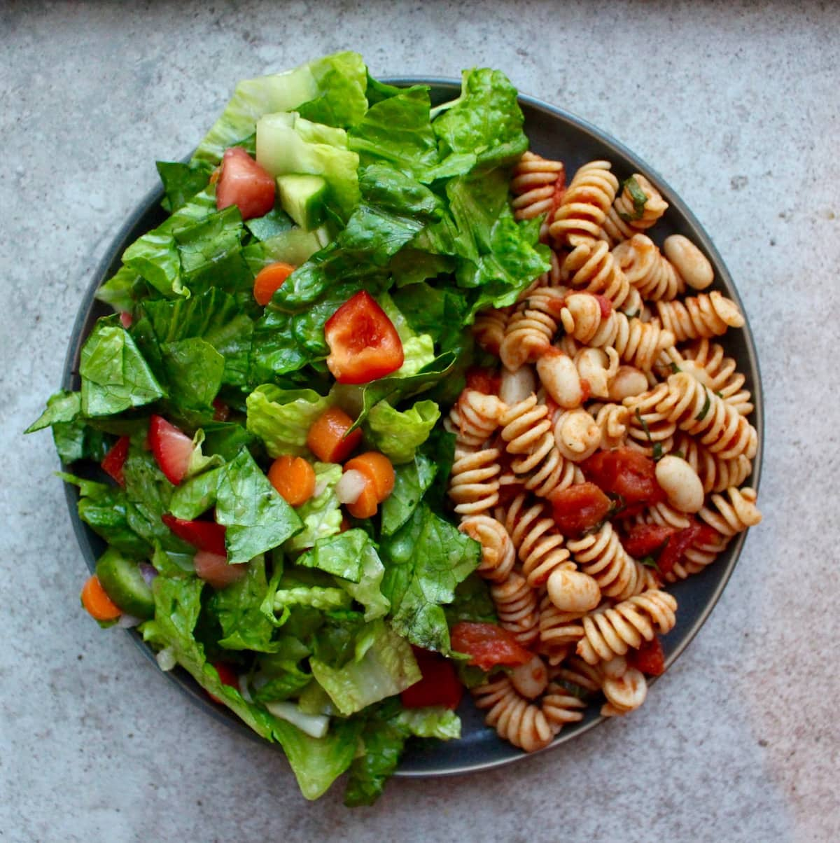 Vegan Meal Prep Ideas pasta salad