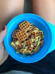 Vegan Meal Prep Ideas pretzels almonds