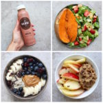 What I Ate This Week: Plant Based Meal Ideas