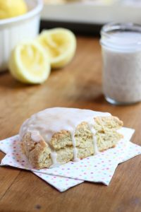Easy Vegan Lemon Scone Recipe