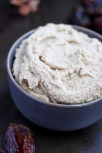 Vegan Maple Cashew Cream Cheese