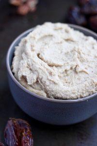 Vegan Maple Cashew Cream Cheese