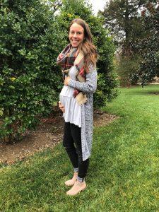 35 weeks pregnant bump date