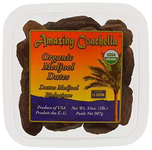 Coachella Organic Medjool Dates