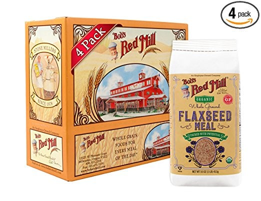 Bob's Red Mill Organic Flaxseed Meal