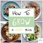 How To Grow A Food Blog icon