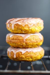Pumpkin Baked Donut Recipe