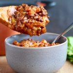 Vegetarian Pumpkin Chili Recipe
