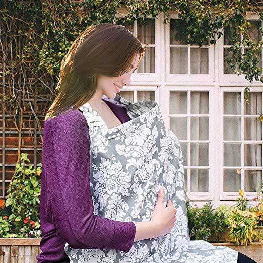Wsky Nursing Cover