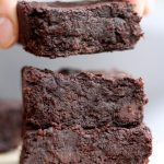 Fudgy Sweet Potato Brownies (Vegan and GF!)