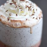 Nutella Hot Chocolate (Vegan!)