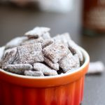 The Best Puppy Chow Recipe (Vegan + GF)