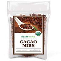 Healthworks Cacao/Cocoa Nibs Raw Organic