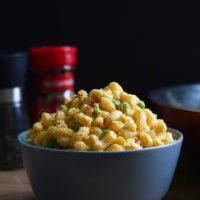 Healthy Vegan Mac & Cheese