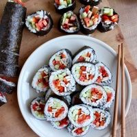 How to: Super Simple Homemade Sushi