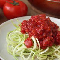 Oil-Free Simple Marinara Sauce Recipe