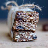 Super Seed Granola Bars