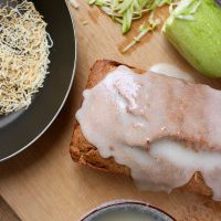 Recipe Redux: Vegan Coconut Zucchini Bread