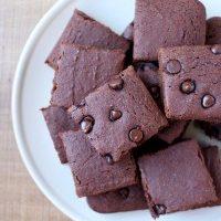 Recipe Redux: Vegan Okara (Soy Milk Pulp) Brownies