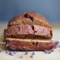 Vegan Spice Pumpkin Chocolate Bread