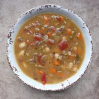 Vegan White Bean Chili