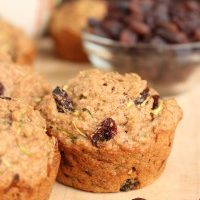 One-Bowl Basic Vegan Muffin Recipe + Variations!