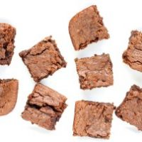Vegan and Gluten-Free Almond Butter Brownies