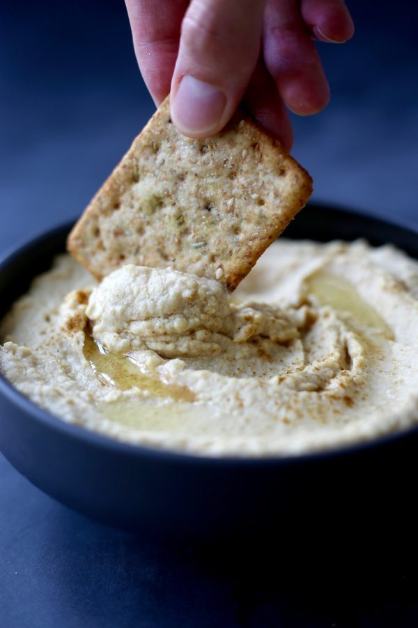 The BEST Hummus Recipe (with Step-by-Step Instructions)