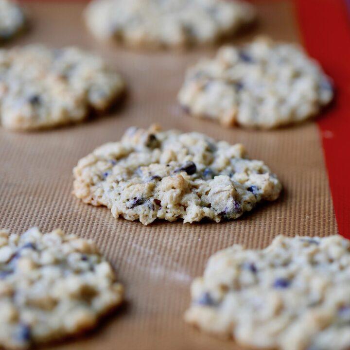 Vegan Ranger Cookies